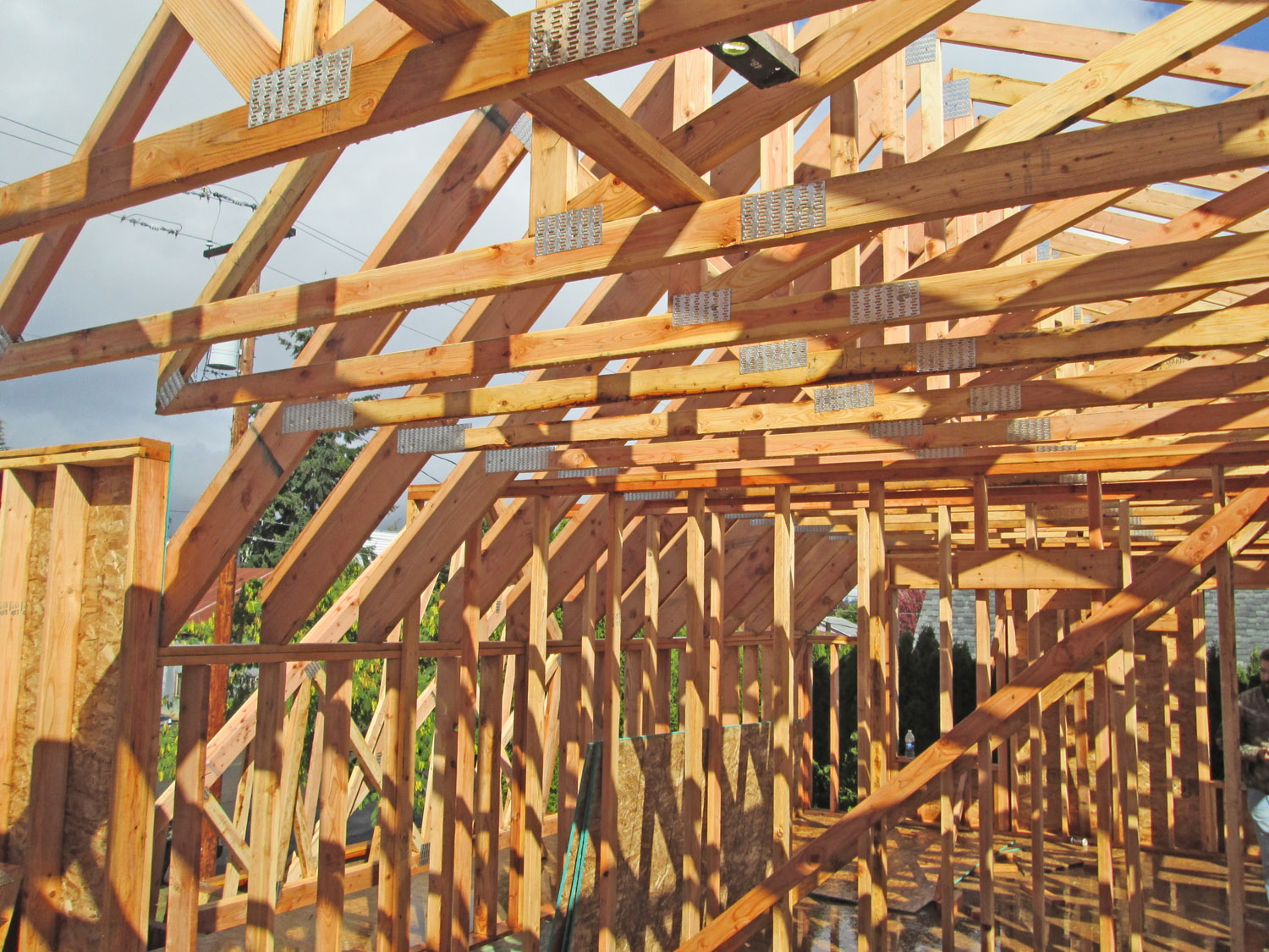 Oregon Truss Co Oregons Leading Manufacturer Of Trusses